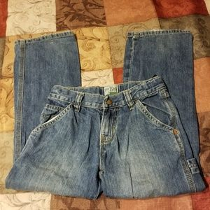 2/$10 SALE🤩Children's Place Utility Jeans size 7